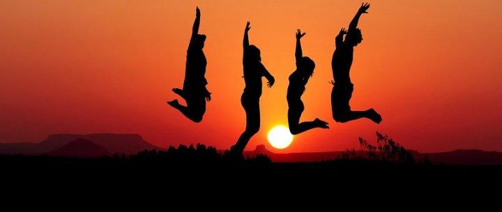 sunset-ludzie